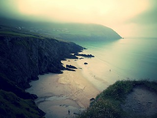 Beach, Tig Slea Head, Dingle, Ireland