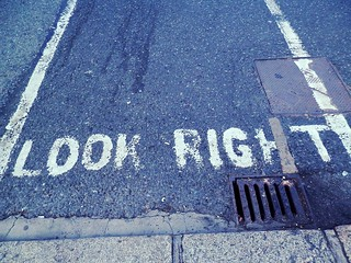 Look right! - Dublin